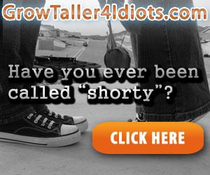Grow Taller 4 Idiots Darwin Smith